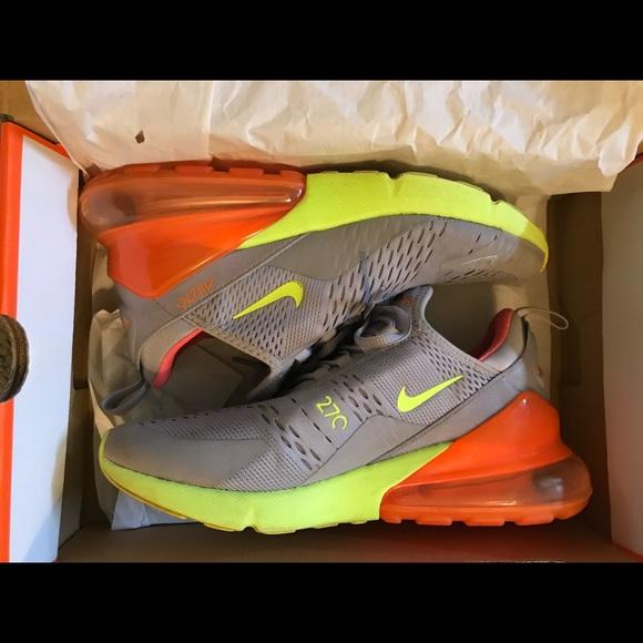 Nike Shoes | Nike Air Max 27 Greyneon